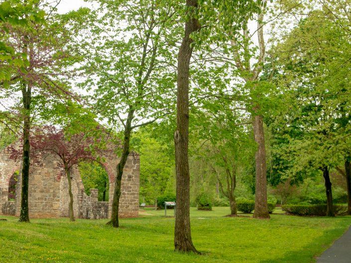 Lock Ridge Park and Furnace Museum